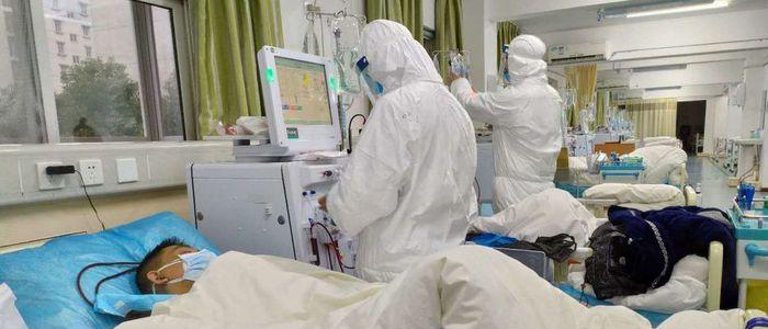 अस्पताल भर्ना गरेको केहीबेरमै संक्रमितको मृत्यु, अरु रोग थिएन
