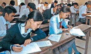 कक्षा १२ को परीक्षा तयारीमा विद्यालय