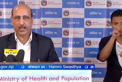 नेपालमा थप ३०९३ जनामा कोरोना संक्रमण, २ हजार बढी संक्रमणमुक्त