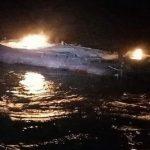पेट्रोल ट्यांकर त्रिशुली नदीमा खस्यो