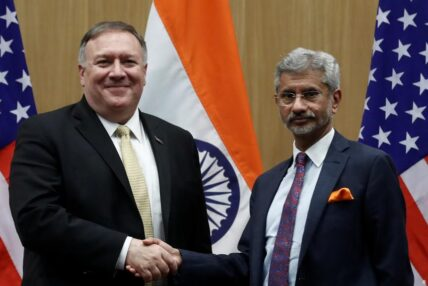 अमेरिका र भारतका सेनाबीच 'बेका' सम्झौता, चीन र पाकिस्तानलाई झट्का
