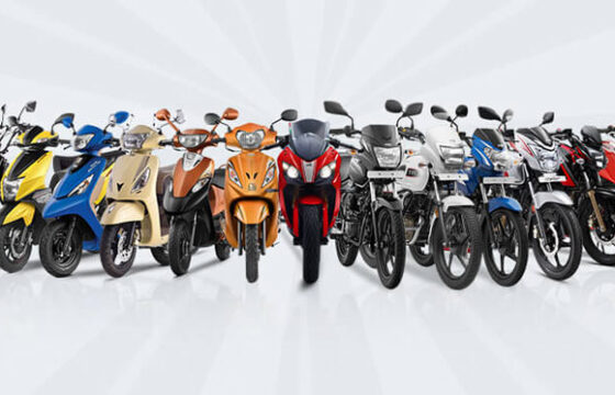 टीभीएसले एकैदिन बिक्री गर्यो ९ सय मोटरसाइकल, कुन मोडल बढी बिक्री ?