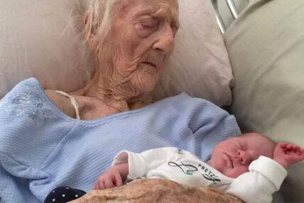 १ सय १ वर्षकी महिलाले जन्माइन् बच्चा