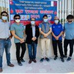 नेपाली रक्तदाता संघ कतारद्वारा रक्तदान कार्यक्रम सम्पन्न
