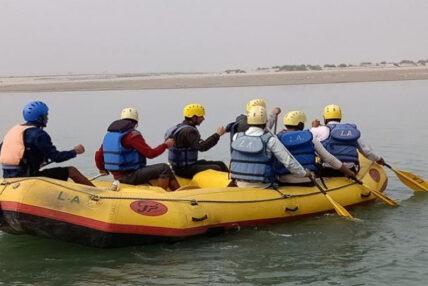 युवाको रोजाइमा पर्दै महाकालीको साहसिक जलयात्रा
