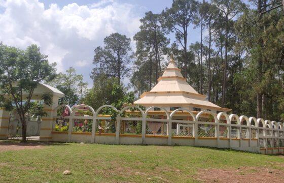 बैतडीको पाटनमा रहेका प्रसिद्ध शक्तिपिठ उदयदेव मन्दिर र रामेश्वर धाम(फोटो फिचर)