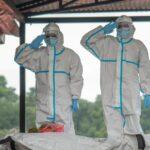 कोरोना संक्रमणका कारण मृत्यु हुनेको संख्या ११ हजार पुग्यो