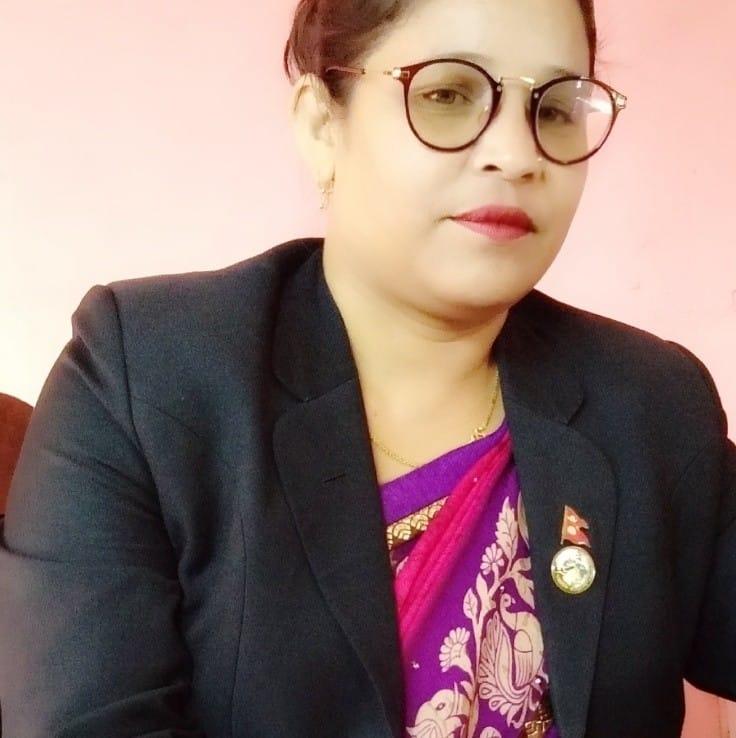 नेकपा (एस) सुदूरपश्चिमको प्रमुख सचेतकमा दुर्गा विक चयन