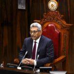 श्रीलंकामा आपतकालको प्रस्ताव पारित