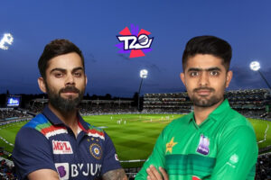 टी-२० विश्वकप : भारत-पाकिस्तान भिड्दै