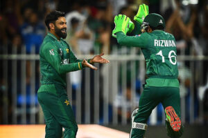 पाकिस्तानको लगातार दोस्रो जित