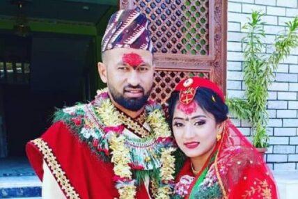 क्रिकेटर विनोद भण्डारी विवाह बन्धनमा बाँधिए